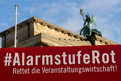 Berlin | Alarmstufe Rot