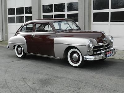 1950 Plymouth - Gary and Lana Hamilton
