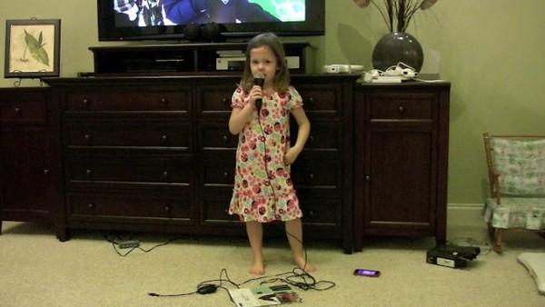 Kate singing.m4v