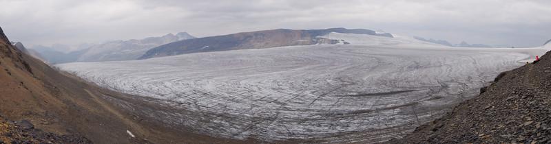 Reef Icefield & Coleman Glacier
