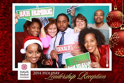 2014.12.18 Dekalb Medical 2014 Leadership Reception
