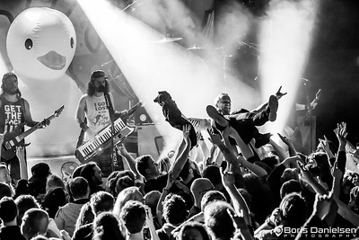 Alestorm - 10/03/19 @ Vulkan Arena, Oslo.