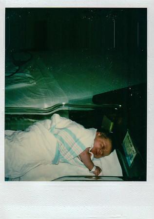1983-12 | Birth -1 Year | Polaroids