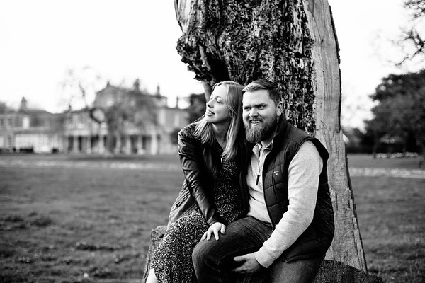 Carolyn & Bryan - Pre wedding