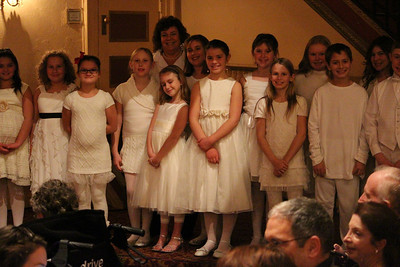 North School Chorus Nutcracker Palace Theatre 2013