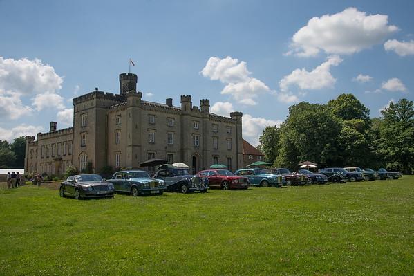 Chiddingstone Rolls Royce Day June 2017