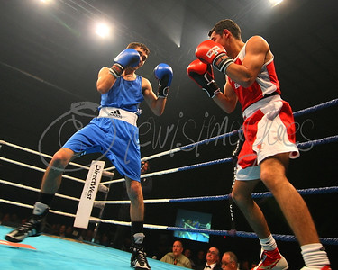 Emilien Boucher(Can) vs Andrew Selby(Wales)