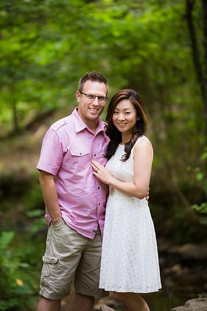 Atlanta GA Couples Portraits
