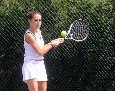2013 BBA Varsity Girls Tennis vs Rutland photos by Gary Baker