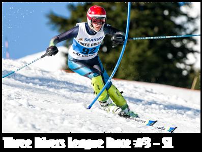 Three Rivers League - Race #3