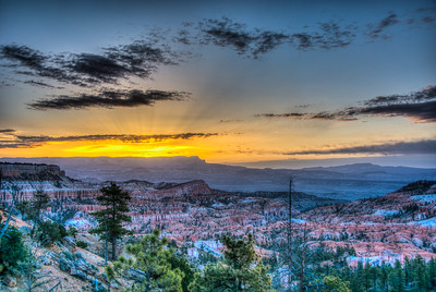 Bryce Canyon National Park and Vicinity