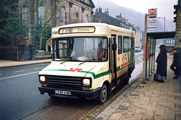2nd February 1991: Calderdale and Leeds