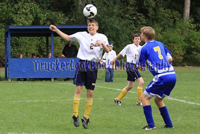 Boys JV Soccer / Ontario