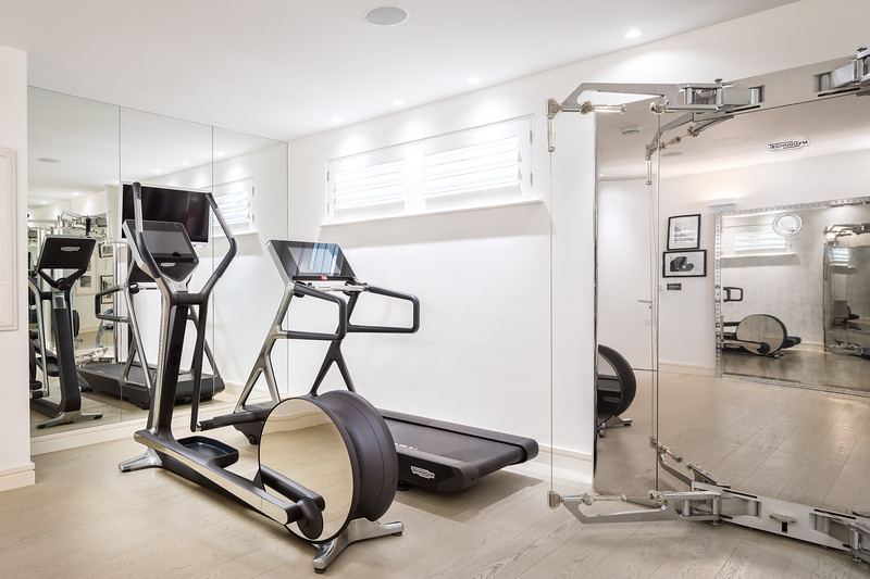 Kelly Hoppen Gym