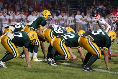 Saydel Varsity Football - Boone 2008