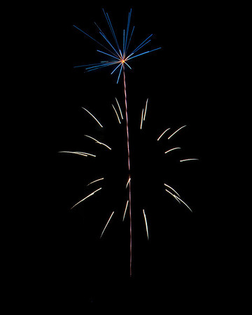 Fireworks July 4 2010