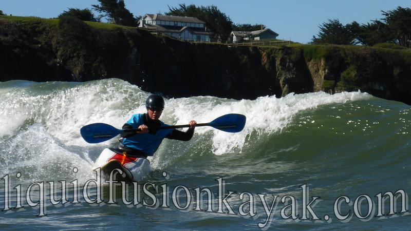 Surf Kayaking 2017