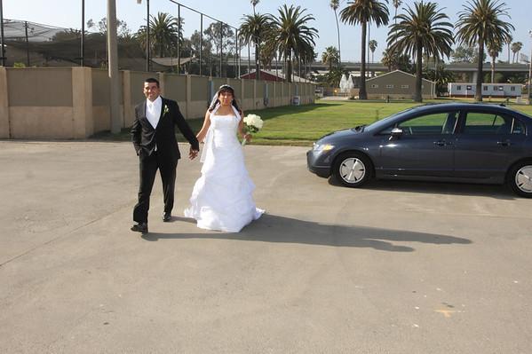 Sandra & James Reception