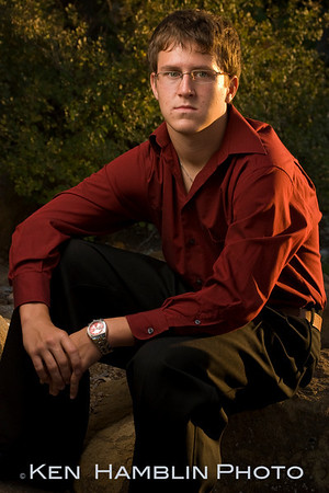 Auston I Senior Session