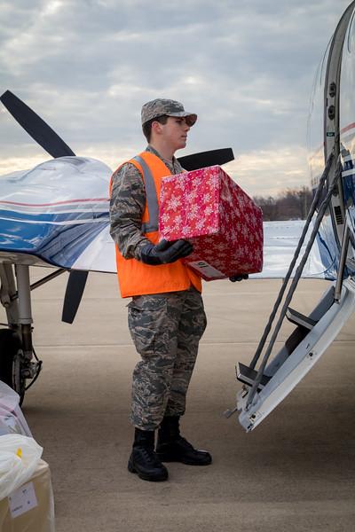 Michigan Wing Operation Good Cheer