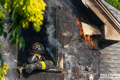 2 Alarm House Fire - 481 Cottage St, Rochester, NY - 8/9/21
