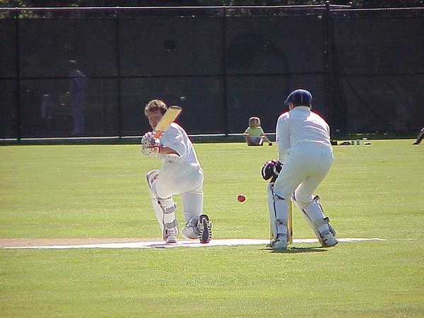 2002 Philadelphia International Cricket Festival