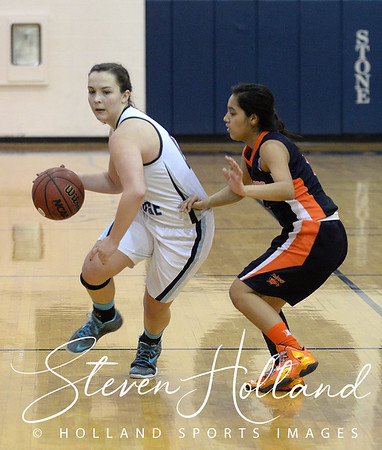 Girls Basketball - Varsity: Stone Bridge vs Briar Woods 2.12.14 (by Steven Holland)