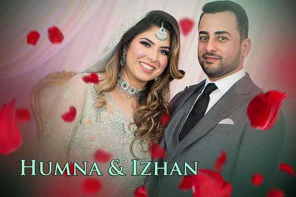 Humna & Izhan