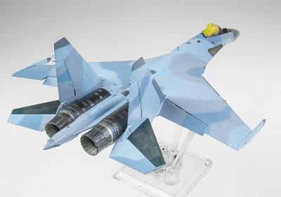 1/48 Su-35 Flankoff