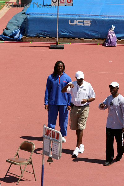 Sprints- 2009 Florida Relays