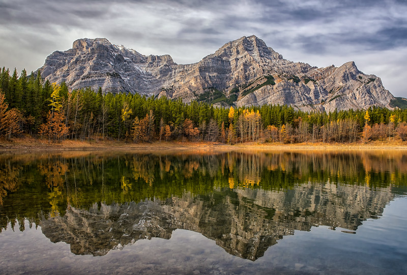 Autumn at the Wedge Pond