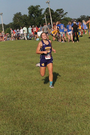 Cross Country Meet at Perry