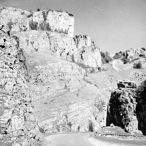 1947 Clifton Suspension Bridge & Cheddar Gorge