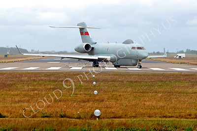 British RAF  Sentinel R1 Military Airplane Pictures
