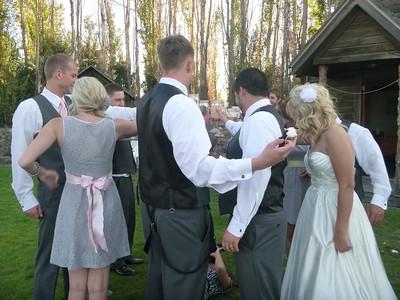 Blake and Kara Wedding 2012