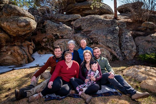 Ottewell Family Photos 2021 - Estes Park, CO