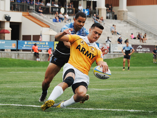 2019 / RugbyTown 7s - U.S. Army X Air Force I