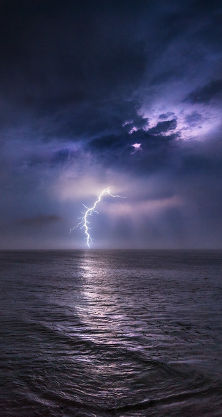 Lightning Bolt, Sea Ranch, California