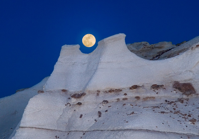 Bisti Moonrise