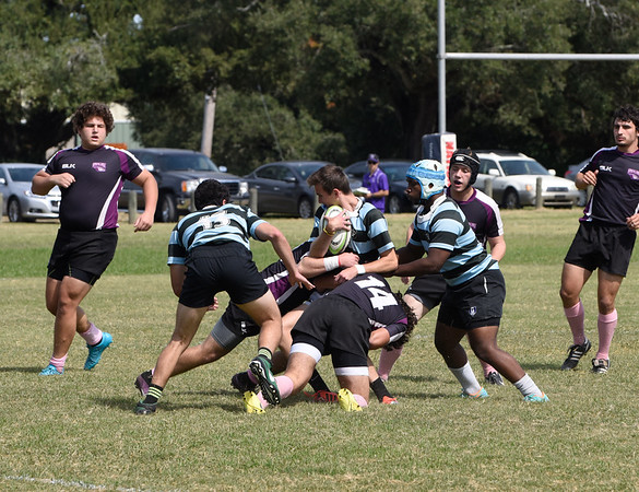 Tulane Rugby 10-17-15
