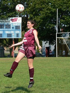 Preseason HS Soccer Fall '04