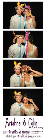 Ari and Colin's Wedding - Tierra Learning Center