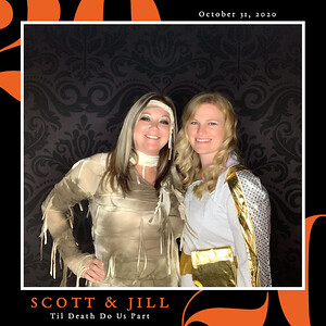 Scott + Jill Wedding