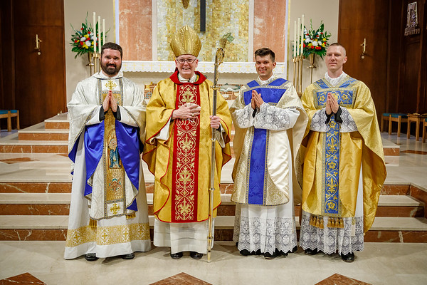 2020 - Diocese of Victoria Presbyteral Ordinations