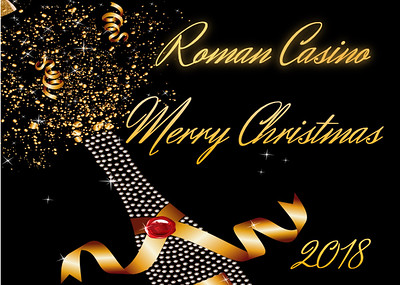 Roman Casino 2018 Holiday Party