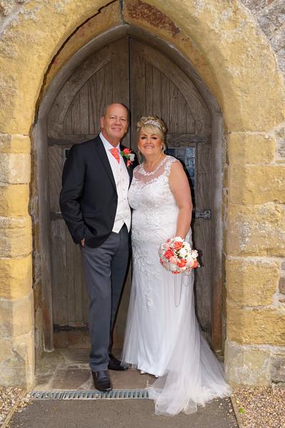 Ken and Sue's Wedding