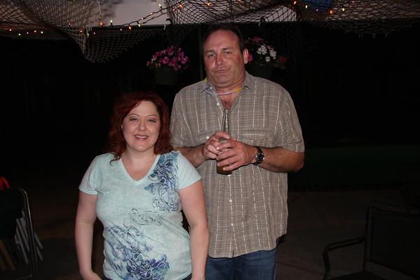 Deb and Scott's Birthday Sep 10, 2011