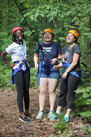 Orientation - Hoffman Challenge Course Fall 2017