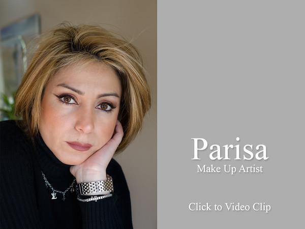 Parisa Make Up Arts