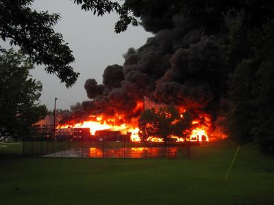 Tensar Fire